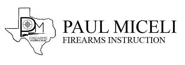 PM Firearms Instruction